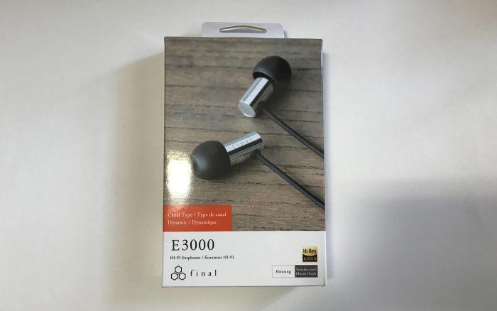 final E3000パッケージ